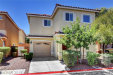 Photo of 3339 3339, Villa Fiori Ave Avenue, Las Vegas, NV 89141 (MLS # 2127235)