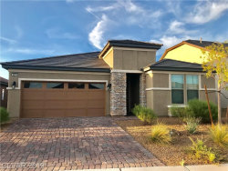 Photo of 3076 YOUNG BOUVIER Avenue, Henderson, NV 89044 (MLS # 2127338)
