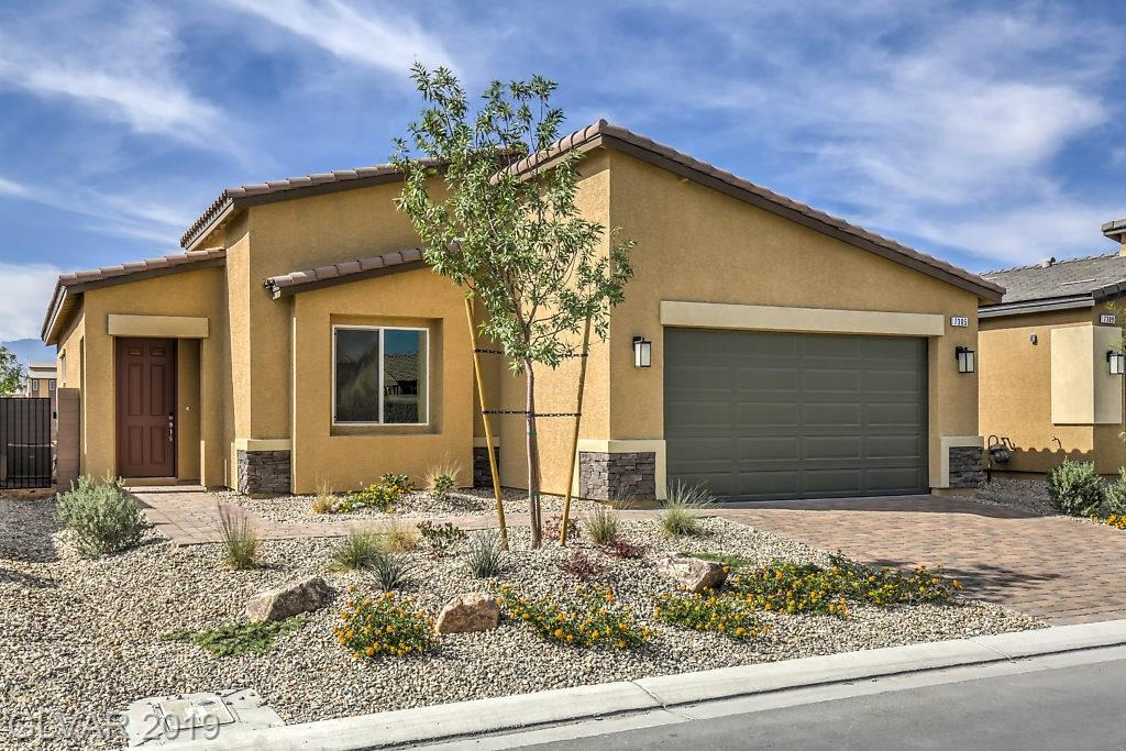 Photo for 7305 BEDAZZLE Street, Unit Lot #135, North Las Vegas, NV 89084 (MLS # 2130574)