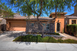 Photo of 468 PUNTO VALLATA Drive, Henderson, NV 89011 (MLS # 2133847)