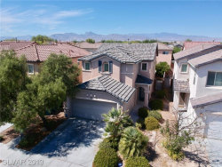 Photo of 8425 SADDLE VALLEY Street, Las Vegas, NV 89131 (MLS # 2135870)