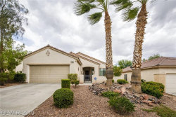 Photo of 3057 HARTSVILLE Road, Henderson, NV 89052 (MLS # 2136057)