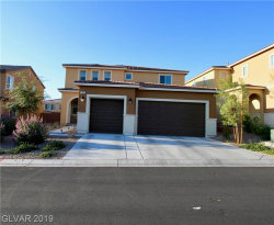 Photo of 817 CONDOR CREEK Court, North Las Vegas, NV 89084 (MLS # 2138219)