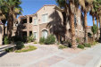 Photo of 10245 MARYLAND, Unit 107, Las Vegas, NV 89183 (MLS # 2141112)