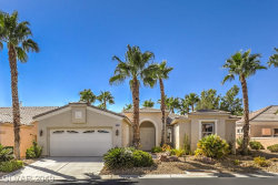 Photo of 4555 DENARO Drive, Las Vegas, NV 89135 (MLS # 2141837)