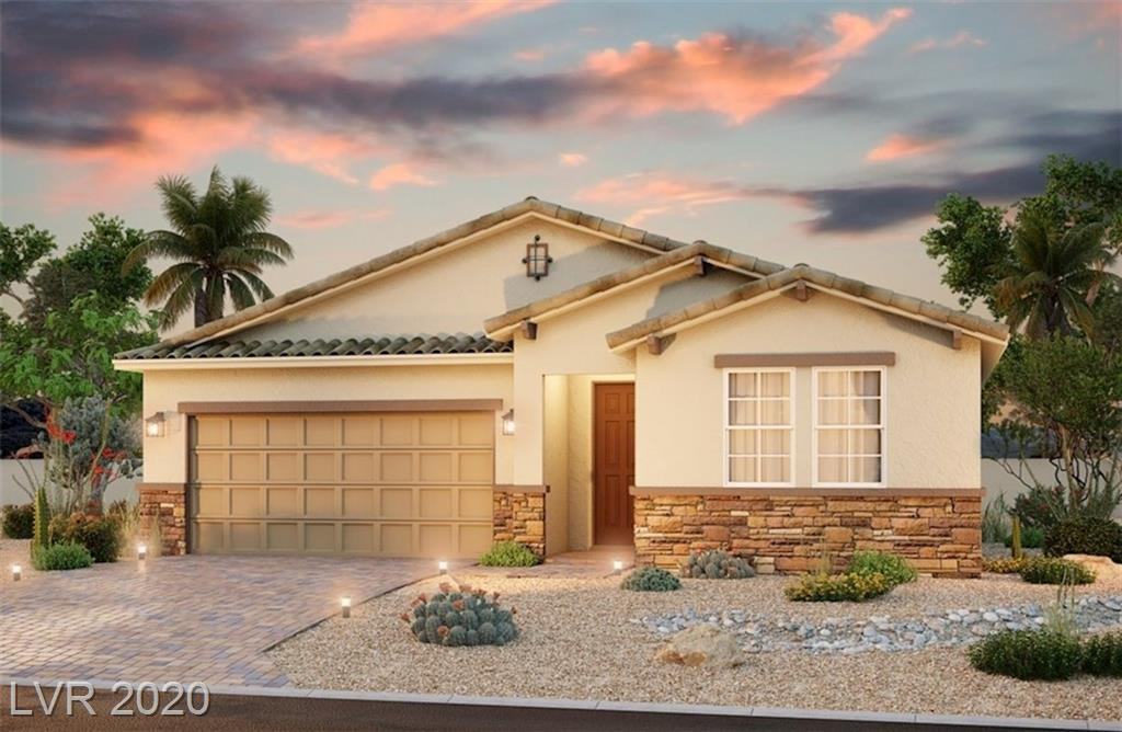 Photo for 130 RED SANDSTONE Avenue, Unit lot 72, North Las Vegas, NV 89081 (MLS # 2148733)