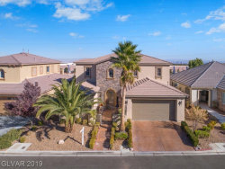 Photo of 940 Hickory Park Street, Las Vegas, NV 89138 (MLS # 2148814)