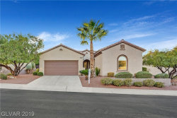 Photo of 2275 SANDSTONE CLIFFS Drive, Henderson, NV 89044 (MLS # 2151089)