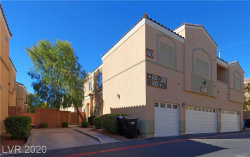 Photo of 6325 SANDY RIDGE Street, Unit 101, North Las Vegas, NV 89081 (MLS # 2152178)