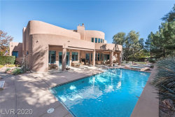 Photo of 9805 HIGHRIDGE Drive, Las Vegas, NV 89134 (MLS # 2154226)