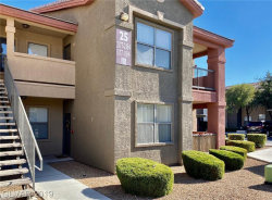 Photo of 8000 BADURA Avenue, Unit 2180, Las Vegas, NV 89113 (MLS # 2155076)