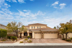 Photo of 11530 VELICATA Court, Las Vegas, NV 89138 (MLS # 2156525)