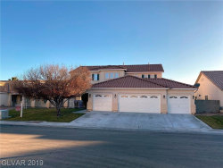 Photo of 909 BEAR MOUNTAIN Avenue, North Las Vegas, NV 89031 (MLS # 2159449)