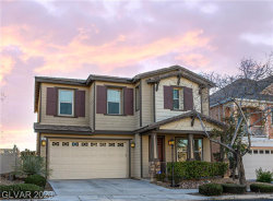 Photo of 2821 Radiant Flame Avenue Avenue, Henderson, NV 89052 (MLS # 2159890)