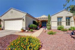Photo of 587 MOUNTAIN LINKS Drive, Henderson, NV 89012 (MLS # 2162236)