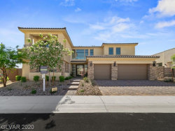 Photo of 43 BELLA LAGO Avenue, Henderson, NV 89011 (MLS # 2162654)