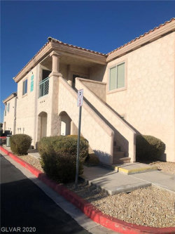 Photo of 5104 HARVEST TIME Street, Unit 204, Las Vegas, NV 89130 (MLS # 2165901)