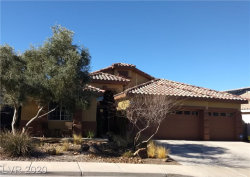 Photo of 1343 MEANDERING HILLS Drive, Henderson, NV 89052 (MLS # 2173971)