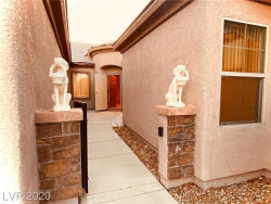 Photo for 3945 Galiceno Drive, Las Vegas, NV 89122 (MLS # 2178284)