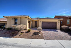 Photo of 960 Rue Grand Paradis, Henderson, NV 89011 (MLS # 2178466)