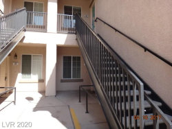 Photo of 4675 Basilicata, Unit 103, North Las Vegas, NV 89084 (MLS # 2180465)