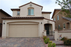 Photo of 474 Fortissimo Street, Henderson, NV 89011 (MLS # 2184292)