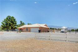 Photo of 3401 Blagg, Pahrump, NV 89048 (MLS # 2201511)