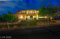 Photo of 2876 QUARTZ CANYON Drive, Henderson, NV 89052 (MLS # 2207023)