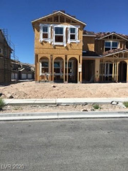Photo of 3310 Palindrome Avenue, Henderson, NV 89044 (MLS # 2214614)