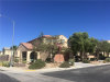 Photo of 2854 CRAIGTON Drive, Henderson, NV 89044 (MLS # 1939363)