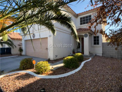 Photo of 629 PERSIAN VIOLET Avenue, Las Vegas, NV 89183 (MLS # 1953527)