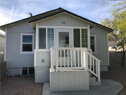 Photo of 500 SIXTH Street, Unit A, Boulder City, NV 89005 (MLS # 2003692)