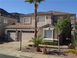 Photo of 639 BACKBONE MOUNTAIN Drive, Henderson, NV 89012 (MLS # 2032801)