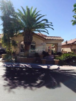 Photo of 1259 PANINI Drive, Henderson, NV 89052 (MLS # 2043777)