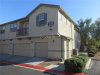 Photo of 335 CLARENCE HOUSE Avenue, Unit 103, North Las Vegas, NV 89032 (MLS # 2047481)