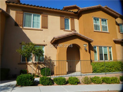Photo of 11420 OGDEN MILLS Drive, Unit 102, Las Vegas, NV 89135 (MLS # 2047706)