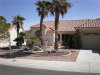 Photo of 2524 LOTUS HILL Drive, Unit 0, Las Vegas, NV 89134 (MLS # 2058474)