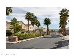 Photo of 5956 HIGH STEED Street, Unit 102, Las Vegas, NV 89011 (MLS # 2071891)