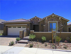 Photo of 8440 CANYON CREVASSE Street, Las Vegas, NV 89166 (MLS # 2072061)