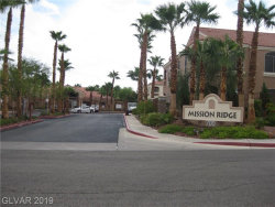 Photo of 700 CARNEGIE Street, Unit 4012, Henderson, NV 89052 (MLS # 2080619)