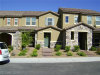Photo of 2880 CABRILLO TERRACE Street, Henderson, NV 89044 (MLS # 2089678)