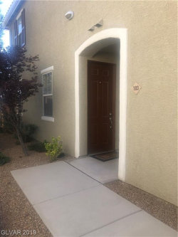 Photo of 7308 MARBLE LAKE Street, Unit 103, Las Vegas, NV 89149 (MLS # 2141901)