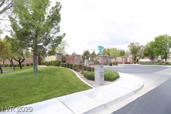 Photo of 156 PIONEER PEAK Place, Unit 156, Las Vegas, NV 89138 (MLS # 2174754)