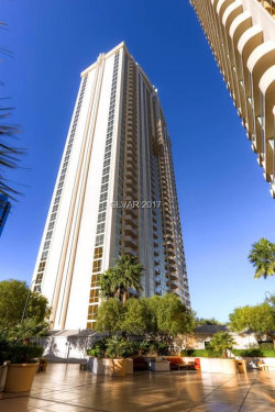Photo of 125 HARMON Avenue, Unit 409, Las Vegas, NV 89109 (MLS # 1940761)