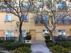 Photo of 2455 West SERENE Avenue, Unit 217, Las Vegas, NV 89123 (MLS # 2114178)