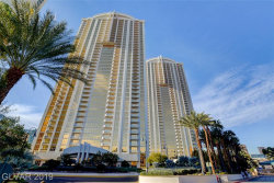 Photo of 125 HARMON Avenue, Unit 1401, Las Vegas, NV 89109 (MLS # 2147468)