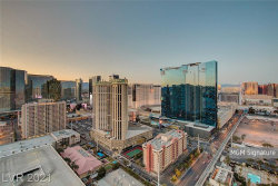 Photo of 145 East HARMON Avenue, Unit 3001/3003, Las Vegas, NV 89109 (MLS # 2207759)