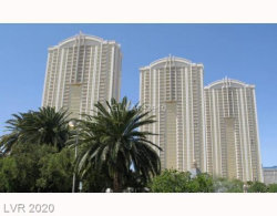 Photo of 135 West Harmon Avenue, Unit 1921, Las Vegas, NV 89109 (MLS # 2208114)