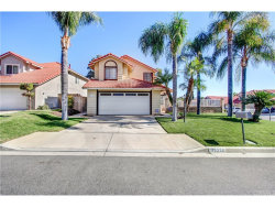 Photo of 23326 Sand Canyon Circle, Corona, CA 92883 (MLS # CV17233881)