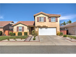 Photo of 1664 Amber Lily Drive, Beaumont, CA 92223 (MLS # CV17237713)